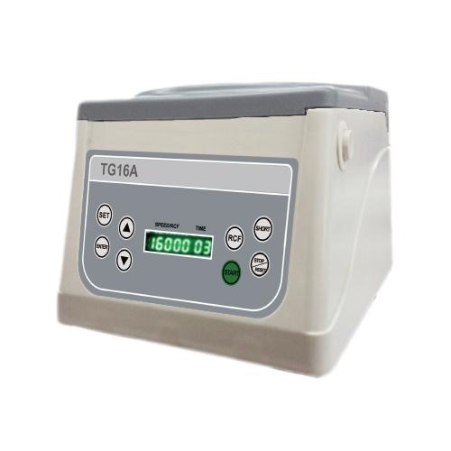 上海悦丰TG16A台式高速离心机_上海悦丰仪器仪表有限公司